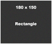 180 x 150 Rectangle Banner Ad