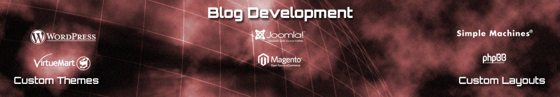 Blog Development