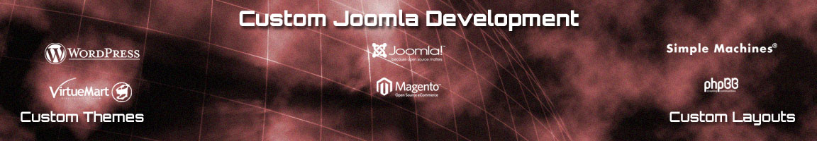 Custom Joomla Development