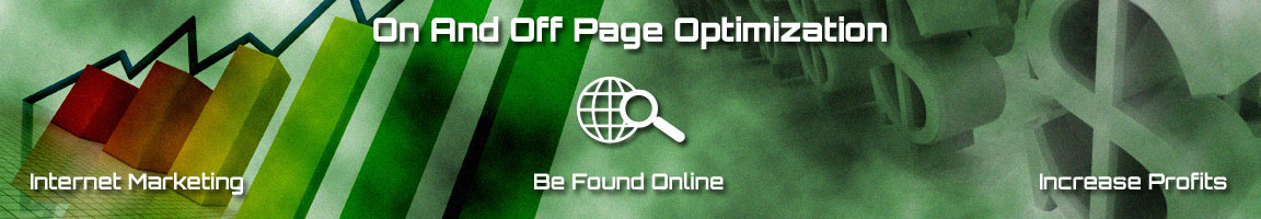 On And Off Page Optimization