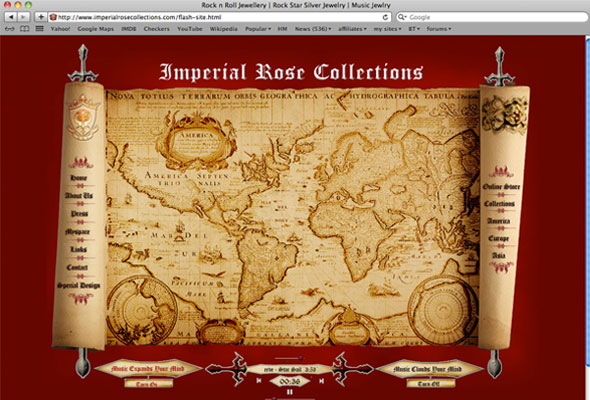 Imperial Rose Collections Portfolio Picture