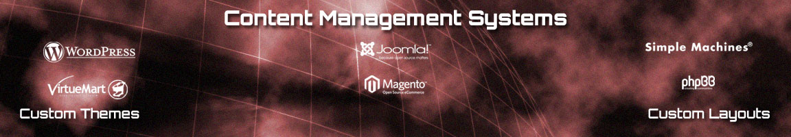 Content Management System Development
